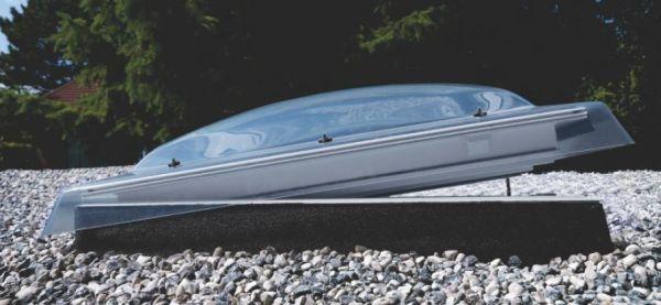 flachdachfenster automatische lichtkuppel velux cvp 0673q. Black Bedroom Furniture Sets. Home Design Ideas