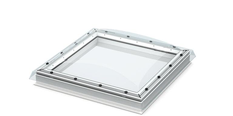 VELUX CFP S00 Flachdach-Fenster (Lichtkuppel)