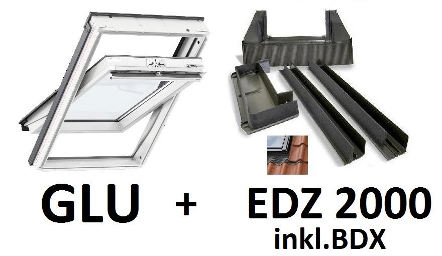 velux dachfenster kunststoff glu mk08 78x140 edz bdx besser als ggu 0059 thermo ebay. Black Bedroom Furniture Sets. Home Design Ideas