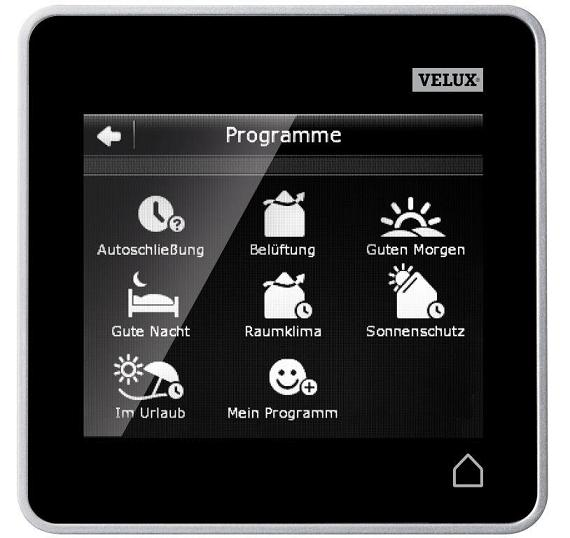 Velux integra klf 050 steuersystem f r elektro rollladen for Velux ksx 100 prezzo