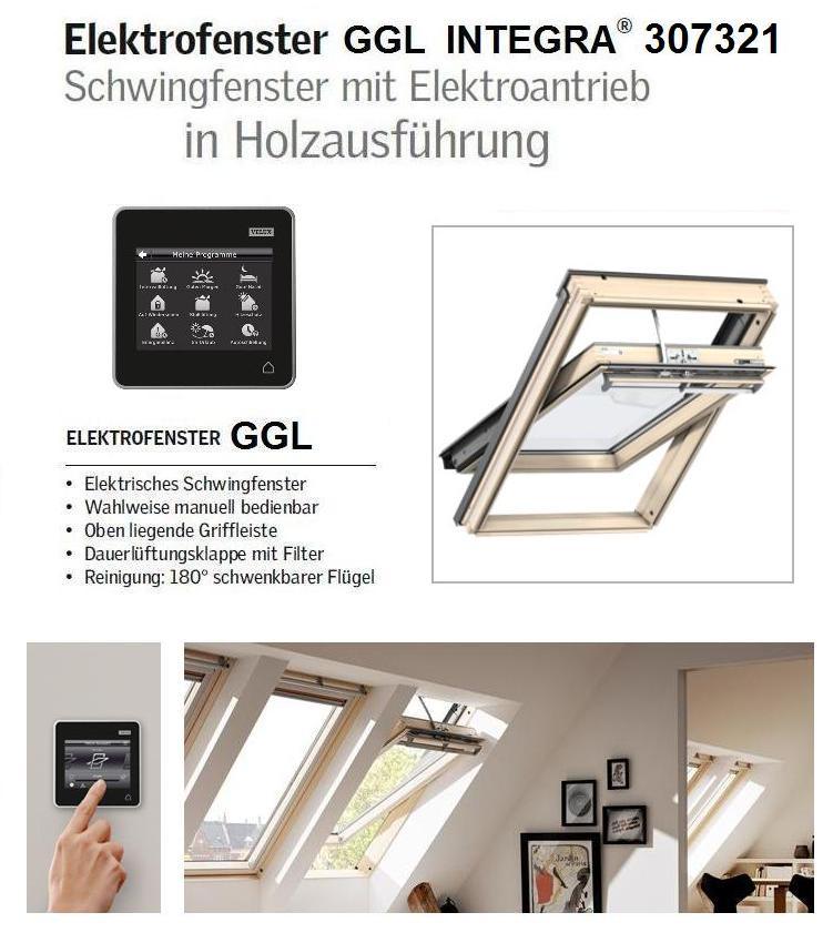 velux integra ggl sk08 307321 114x140 cm standard pakete. Black Bedroom Furniture Sets. Home Design Ideas