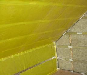 dampfbremse dampfsperre dach folie 50m alu fixband aluminium klebeband dachmax. Black Bedroom Furniture Sets. Home Design Ideas