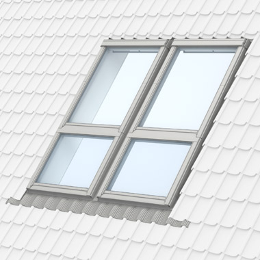 Velux dachfenster fk06