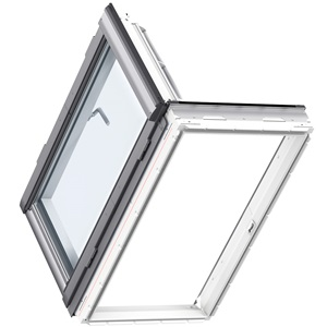 velux kunststoff dachfenster ggu 0070 schwingfenster eindeckr thermostar 0059 ebay. Black Bedroom Furniture Sets. Home Design Ideas