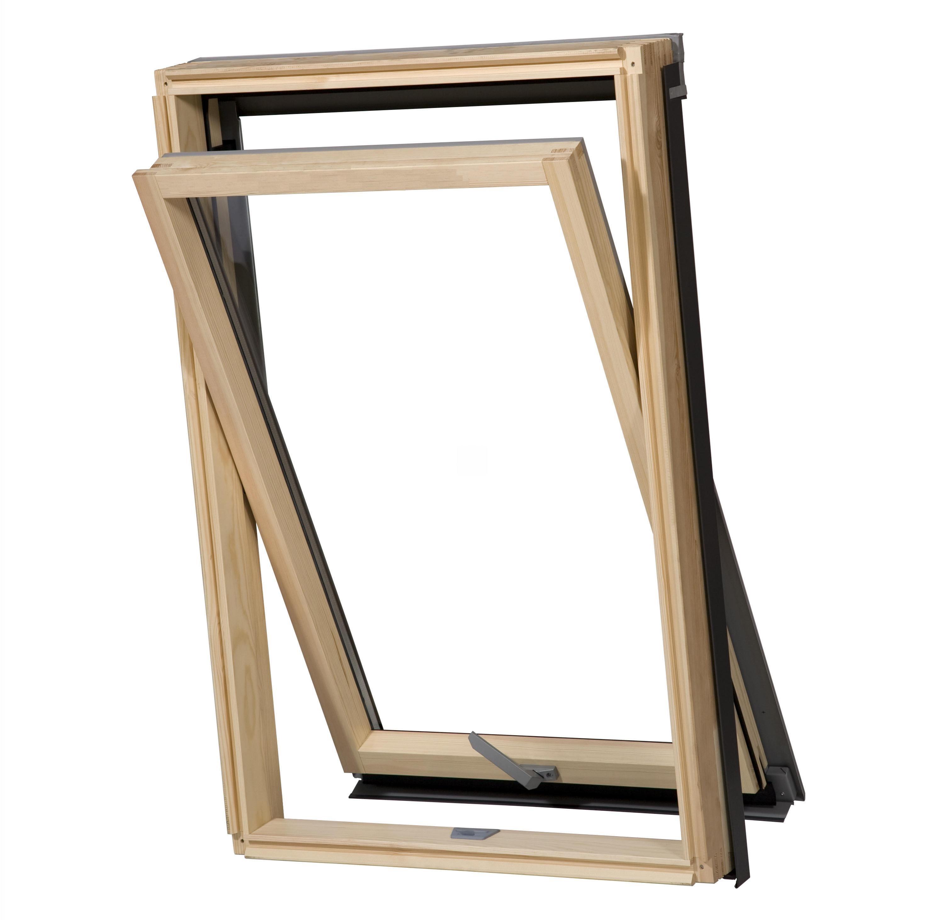 dachfenster dachfl chenfenster aus holz gratis balio velux opti fakro konzern ebay. Black Bedroom Furniture Sets. Home Design Ideas