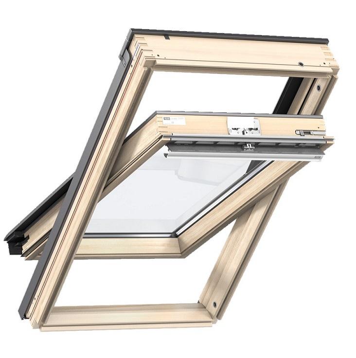 velux gzl mk08 1050 78x140 cm alternative zu ggl 3059 thermo star dachmax. Black Bedroom Furniture Sets. Home Design Ideas
