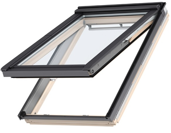 dachfenster velux gpl thermo 3050 klapp schwing fenster eindeckrahmen ebay. Black Bedroom Furniture Sets. Home Design Ideas