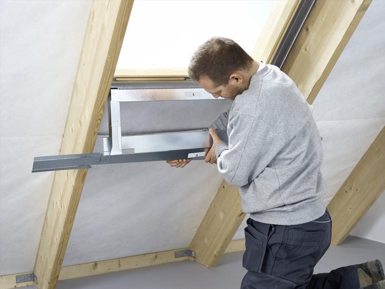 lsg 1000 velux dachfenster rahmen mk04 78x98 f r ggl gpl ggu gpu mit bbx ebay. Black Bedroom Furniture Sets. Home Design Ideas