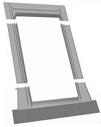 velux dachfenster gzl mit eindeckrahmen verdunkelung rollo gratis ebay. Black Bedroom Furniture Sets. Home Design Ideas