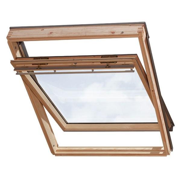 velux dachfenster ggl s08 114x140 3073 3059 eindeckrahmen ebay. Black Bedroom Furniture Sets. Home Design Ideas