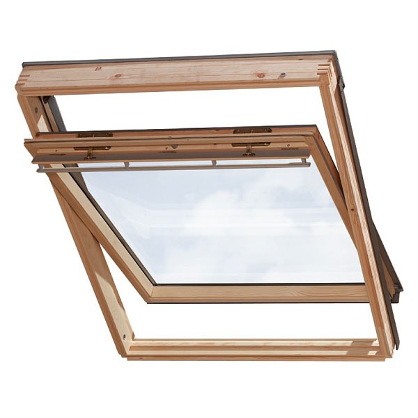 velux dachfenster ggl s08 114x140 3073 3059. Black Bedroom Furniture Sets. Home Design Ideas