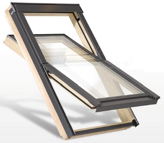 dachfenster rooflite 66x118 cm eindeckrahmen rollo. Black Bedroom Furniture Sets. Home Design Ideas
