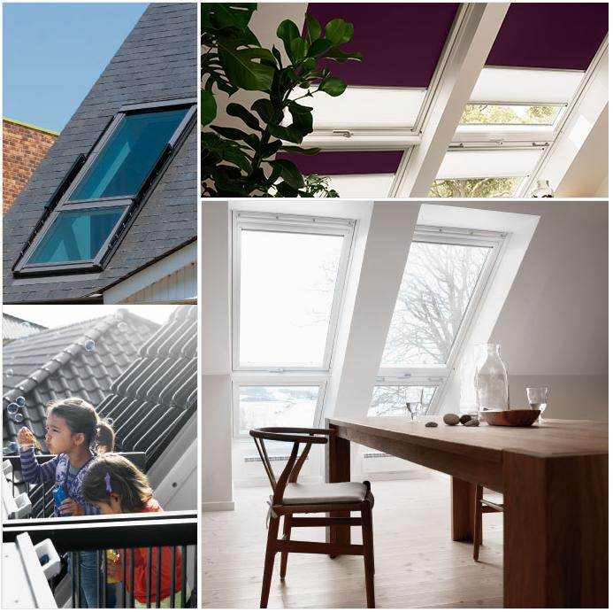 velux cabrio balcony gdl sd0w001 flashings edw for tiles. Black Bedroom Furniture Sets. Home Design Ideas