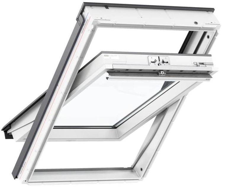 velux dachfenster kunststoff mk08 78x140 edz alternative ggu 0070 thermo ebay. Black Bedroom Furniture Sets. Home Design Ideas