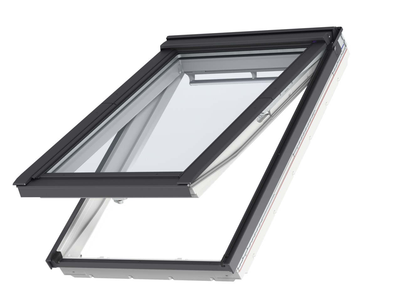 klapp schwingfenster velux gpu thermo hoch schwingfenster kunststoff skylight ebay. Black Bedroom Furniture Sets. Home Design Ideas